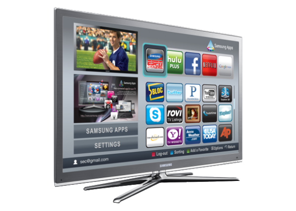 Samsung TV Apps Reach One Million Downloads